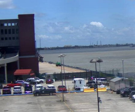 Port of New Orleans Webcam