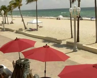 Walkabout Beach Resort Live Webcam