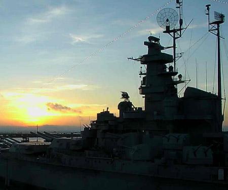 USS Alabama Live Cam Mobile AL