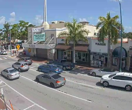 Ball & Chain in Little Havana Webcam, Miami Beach