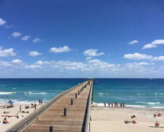 Deerfield Beach Pier Cam
