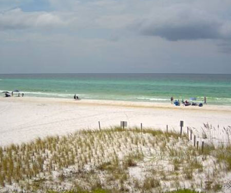 Dune Allen Beach FL Webcam