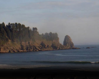 First Beach at La Push Webcam