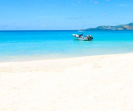 Grand Anse Beach Webcam in Grenada
