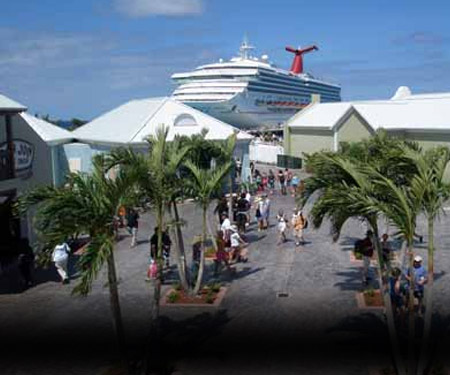 Grand Turk Cruise Center Webcam