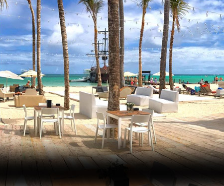 Huracán Cafe Punta Cana Live Webcam