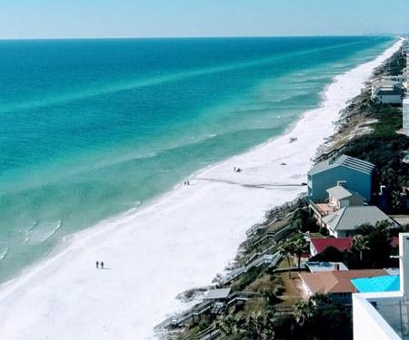 One Seagrove Place Beach Cam Santa Rosa Beach FL