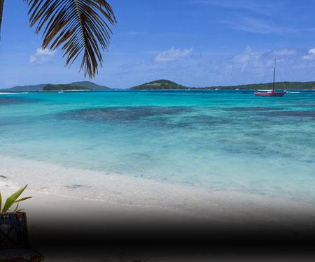 Palm Island Resort & Spa Webcam, St. Vincent & Grenadines