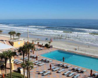 Plaza Resort & Spa Daytona Beach Webcam