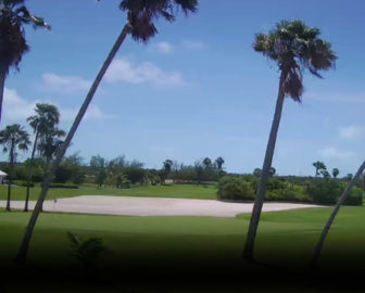 Provo Golf Club Webcam Turks Caicos Caribbean