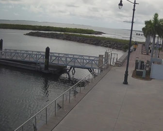 Fort Pierce Marina, St Lucie Webcam Florida