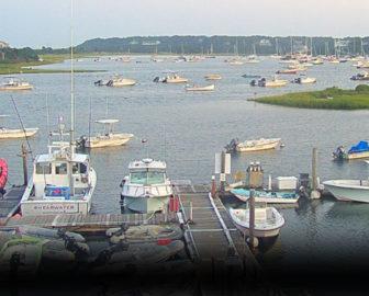 Stage Harbor Marine Webcam Chatham, MA Cape Cod