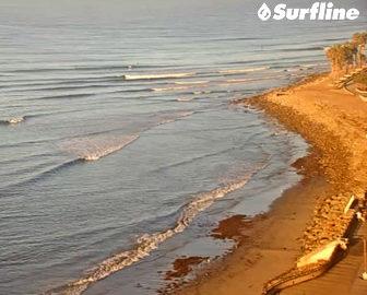 C Street Ventura Surf Cam by Surfline