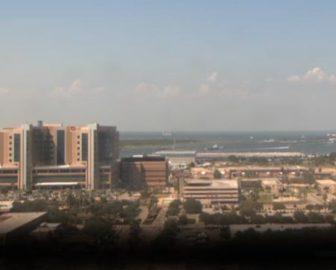 Galveston, Texas Live Tower Cam