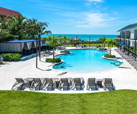 Anna Maria Beach Resort Webcam, Holmes Beach FL