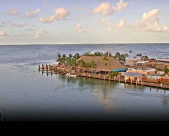 Black Water Sound Webcam Key Largo FL, Florida Keys