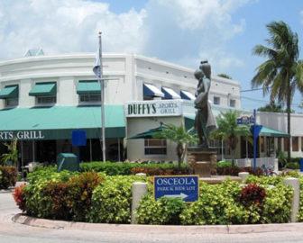 Main Street Downtown Stuart Florida Live Cam