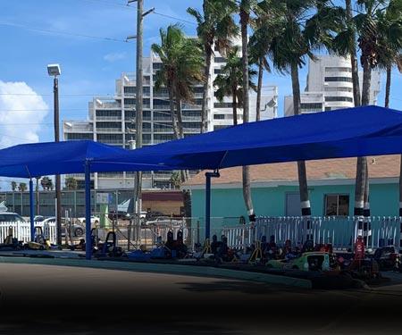 Island Fun Park Webcam, South Padre Island