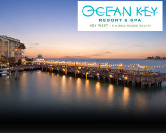 Ocean Key Resort Bar Sunset Cam