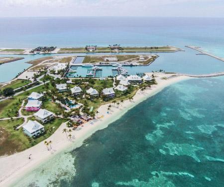 Old Bahama Bay Resort Webcam Caribbean