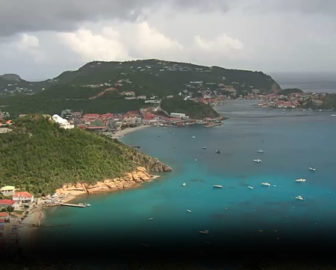 Rade de Gustavia Webcam, St Barts, Caribbean Islands