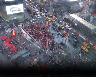 Duffy Square in Times Square, NY Live Cam