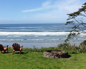 Agate Beach Motel Live Cam, Newport Oregon