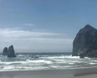 Cannon Beach Live Webcam Oregon