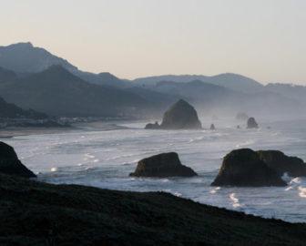 Cannon Beach Oregon Surf Cam