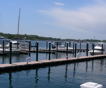 Newport Marina At Lee's Wharf Webcam Rhode Island