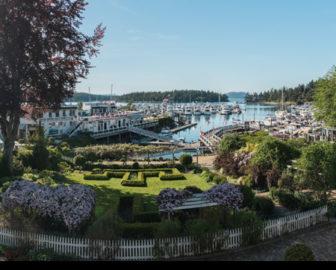 Roche Harbor Resort Live Cam, Friday Harbor WA