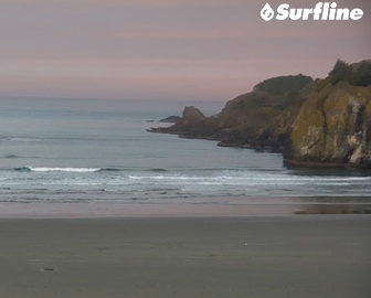 Agate Beach Surf Cam by Surfline, Oregon