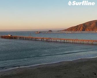 Avila Beach Surf Cam by Surfline