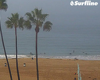 Manhattan Beach Surf Cam by Surfline