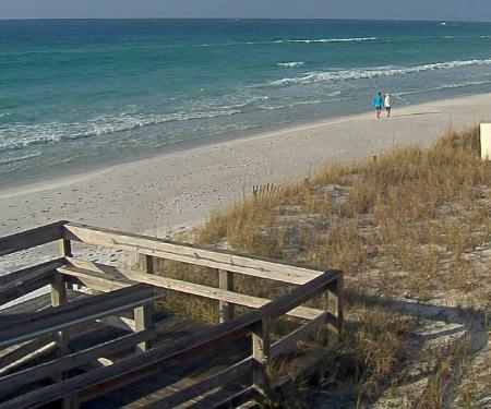 Aegean Destin Condos Live Cam, Florida
