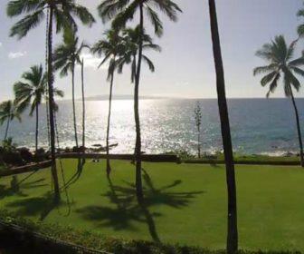 Kihei Cove Park, Maui Live Cam