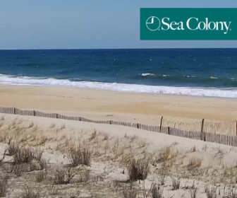 Sea Colony Beach Webcam, Bethany Beach, DE
