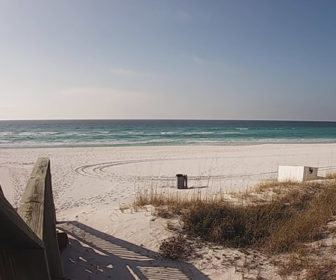 Silver Shells Live Beach Cam Destin Florida