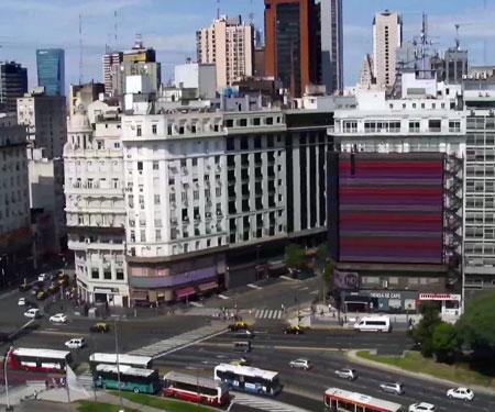 Buenos Aires, Argentina Webcam