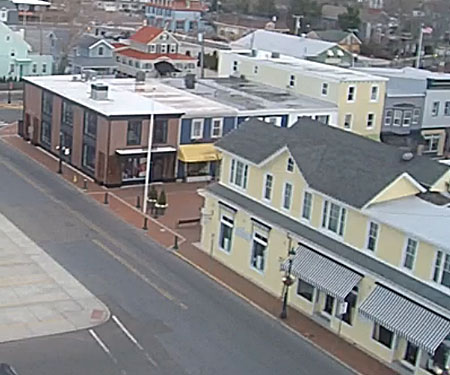 Congress Hall, Cape May New Jersey Webcam
