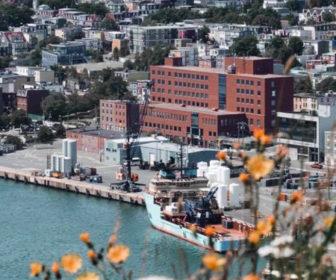 St. John's, Newfoundland Live Cam, Canada