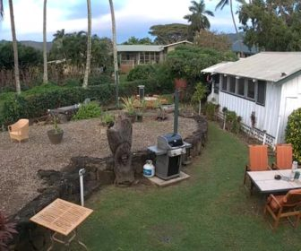 Fern Grotto Inn Live Cam, Kauai Hawaii