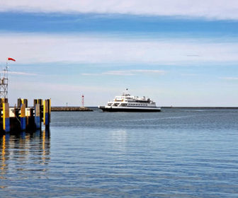Cape May - Lewes Ferry Traffic Cams