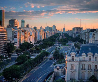 Four Seasons Hotel Buenos Aires Live Cam, Argentina