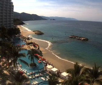 Puerto Vallarta Grand Fiesta Americana Webcam