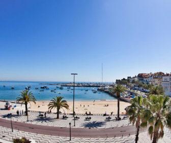 Hotel Baia Cascais Beach Webcam, Portugal