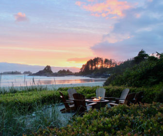Long Beach Lodge Resort Webcam,Tofino, British Columbia, Canada