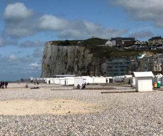 Mers-les-Bains Beach Webcam France