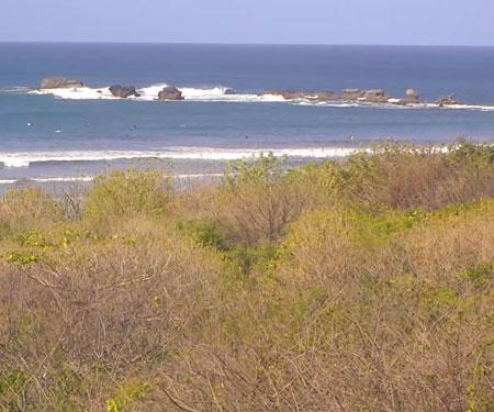 Moana Surf Resort Beach Webcam Costa Rica
