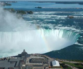Niagara Falls Live Cam in Ontario Canada